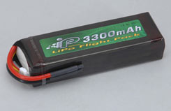 Intellect 4S 3300Mah 25C Li-Po - o-it4s1p330025a