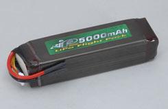 Intellect 4S 5000Mah 30C Li-Po - o-it4s1p500030a