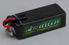 Intellect 6S 4000Mah 25C Li-Po - o-it6s1p400025a