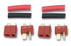 T-Shape Connector W/H.Shrink(2Pr) - o-rad-2