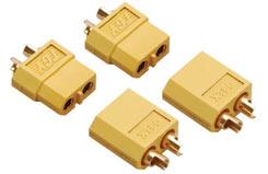 Xt60 Connector (2 Pairs) - o-rax-02