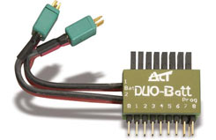 Act Duo Batt - Act Futaba Receiver - p-act554002