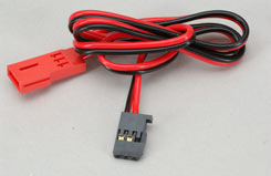 Battery Extension Lead 500Mm (Hd) - p-at2175