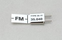 Ch 64 (35.040)Fm Rx Xtl - p-cr35-64