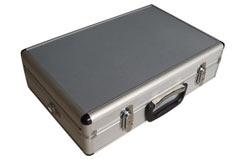 Aluminium Case - Double Tx - p-flac004
