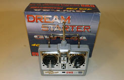GWS Dreamstarter Transmitter Spares - p-gws-dream-ds