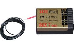 Jeti Rex 7 Mini Receiver 35Mhz - p-jerex7