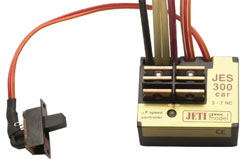 Jeti Jes 300 Car Speed Controller - p-jes300c