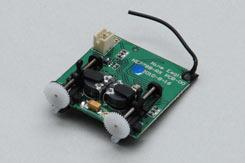 Receiver/ESC/Servo Unit - Sky 500 - p-ne407639001a