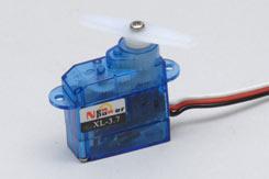 New Power Xl-3.7 Servo - p-newxl037