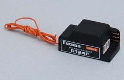 4Ch Rx Micro 35Mhz (Molex) - p-r124f-35