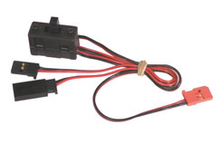 Switch Harness/Charge Lead - p-r4-swj