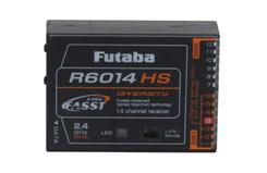14Ch Rx 2.4Ghz Fasst (Fs/Hs Mode) - p-r6014hs-2-4g