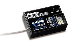 Futaba 3Ch Receiver 2.4Ghz FHSS - p-r603gf-2-4g