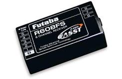 8Ch Rx 2.4Ghz Fasst - p-r608fs-2-4g