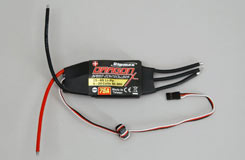 Dragon X 75A Brushless Esc - p-rmxd075
