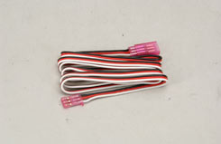 Futaba Extension Lead 1000Mm Pink - p-xft1000-pi