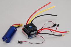 Brushless Esc/Motor Combo Xt2E/Rail - p-xtm145650