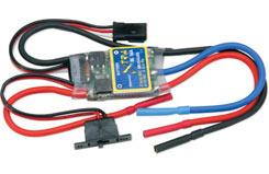 Brushless Esc 16A  N6~10 / Li-Po2~3 - p-xtra-16bl