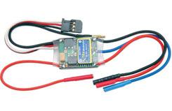 Brushless Esc 8A   N4~10 / Li-Po2~3 - p-xtra-8bl