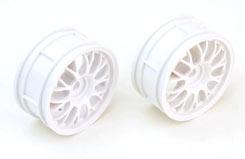 White Wheels 26Mm (2) - pd1011