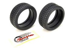 1/8 Rally Tyres W/Foam - pd1795