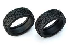 Rally Tyre W/Foam Er1 (2) - pd2411