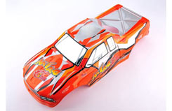 Body Shell Mta04 Orange - pd6333