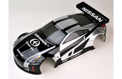 350Z Paintred Bodyshell - pd8286