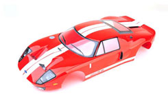Ford Gt Body Painted - pd8330