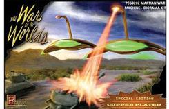 Pegasus Martian War Machine Diorama - peg9002