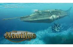 Pegasus 1/144 The Nautilus Submarin - peg9120