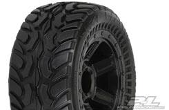 Proline Dirt Hawg wheel/tyre s - pl1071-11
