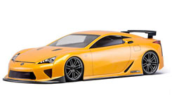 Protoform Lexus LFA 200mm Bodyshell - pl1531-30