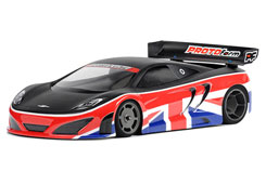 Protoform PFM-12 Bodyshell for GT12 - pl1613-30