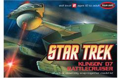 1/1000 Klingon D-7 Star Trek Battle - pol806