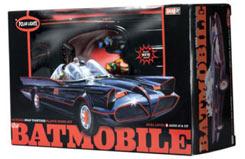 PL 1/25 Batmobile 1966 TV Series - pol824