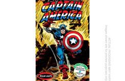 Polar Lights 1/8 Captain America - pol856