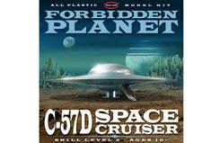 PL Forbidden Planet C-57D Saucer - pol895