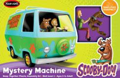 PL Scooby-Doo Mystery Machine Kit - pol901