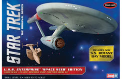 Star Trek Tos Uss Enterprise Space - pol908