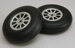 P-51 Main Wheel/Tyre (Pr) - q-fl100-mw
