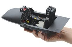 FL Hunter Scale Cockpit - q-fl150-sc