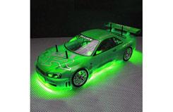 Rc Neon Green Under Car Lighting Ki - rc200g