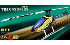 T-REX 450 Plus DFC Super Combo - rh45e02xt