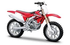 Maisto 1/18 Honda CRF450R - rt10021