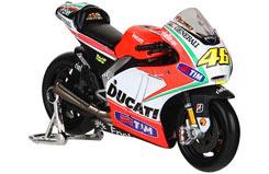 Maisto 1/18 2012 MotoGP Ducati - rt31582
