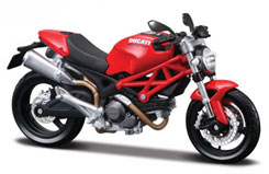 1/12 MC Ducati Monster 696 - rt39189
