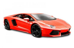 1/24 Lamborghini Aventador - rt39234