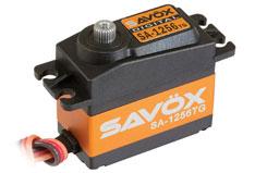 Savox 1256TG High Torque Coreless - sav-sa1256tg